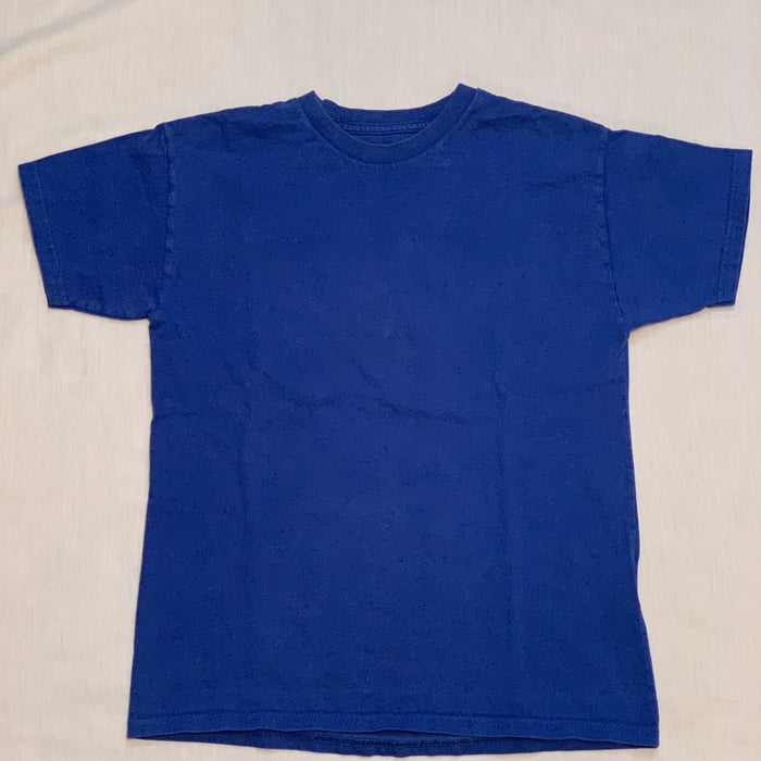 Hanes blue tee Size 10