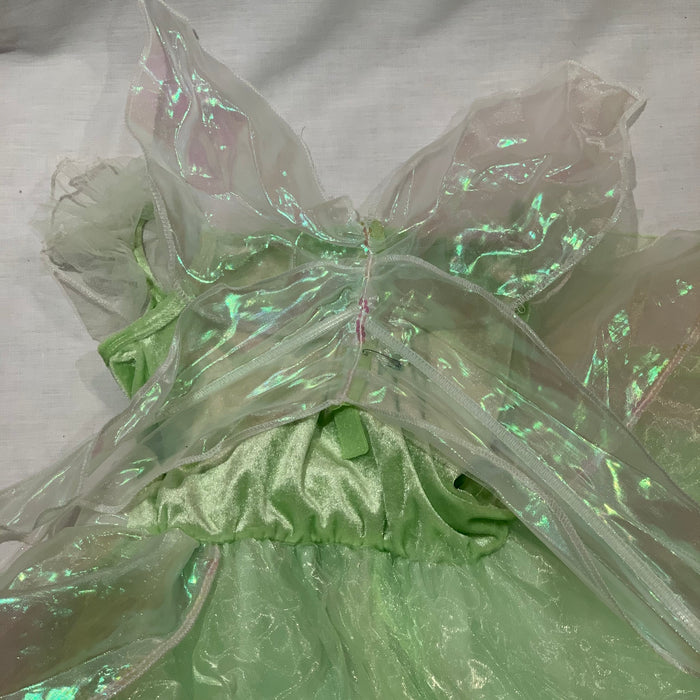 Tinkerbell costume with wings Size 3T