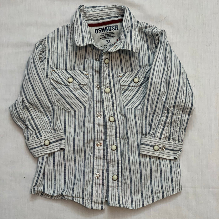 Osh kosh dress shirt Size 3T