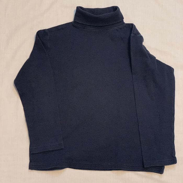 Childrens place navy turtle neck Size 7