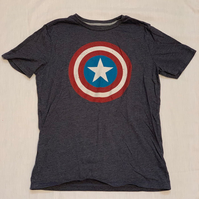 Old navy captain America