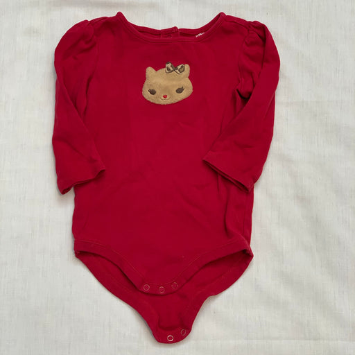Gymboree red onesie