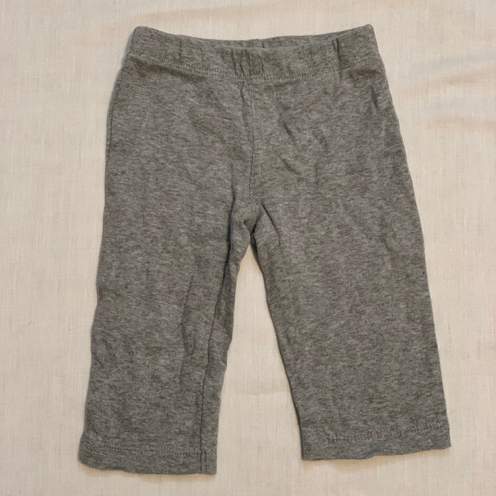 Carters grey sweats size 6M