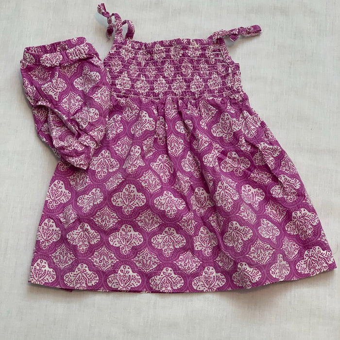 Carters dress with bloomers Size 9M