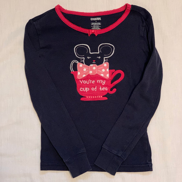 Gymboree long sleeve Size 7