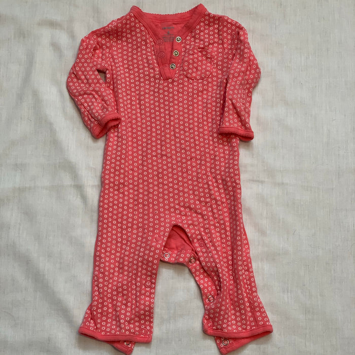Carters pant romper slight stain Size 6M