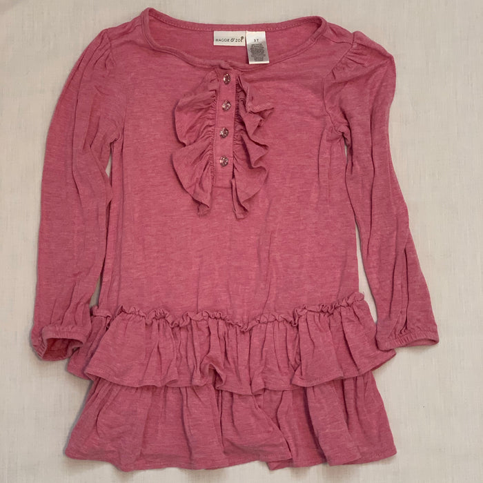 Maggie and Zoe long sleeve Size 3T