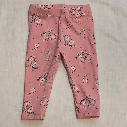 Gymboree light pink leggings