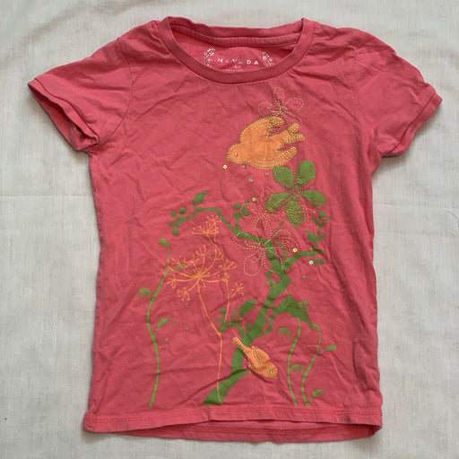 Nevada lighter pink tee