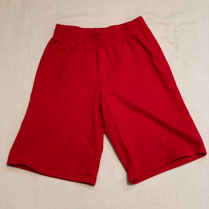 George shorts red Size 7/8
