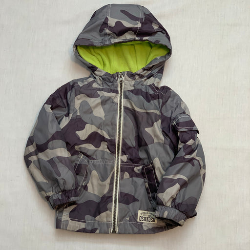 Osh kosh lined rain coat
