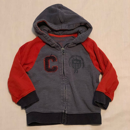 Cherokee zip up
