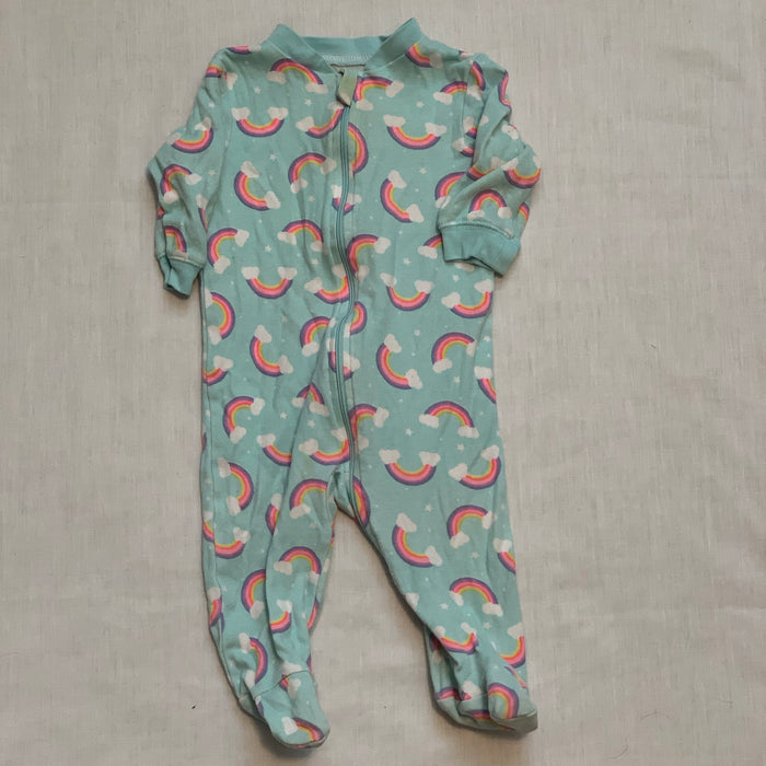 George rainbow sleeper Size 3-6M