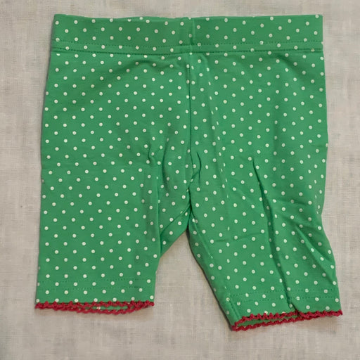George green polka dots