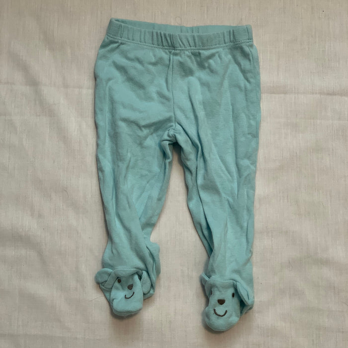 Carters pants with feet