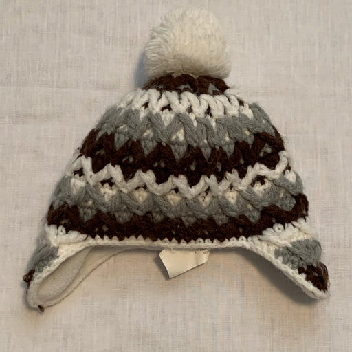 Joe fresh crochet hat lined