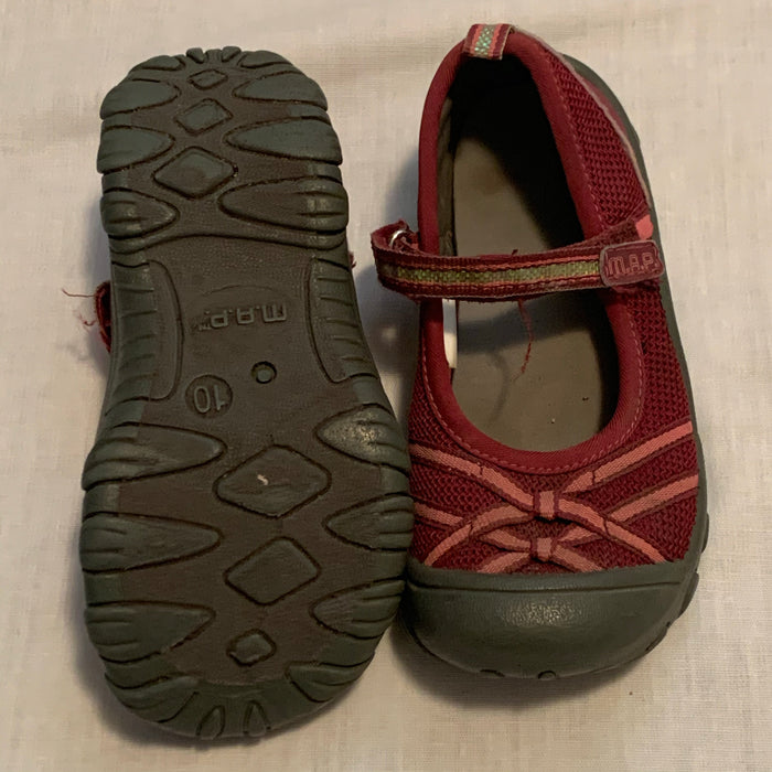 MAP Mary Janes Size 10