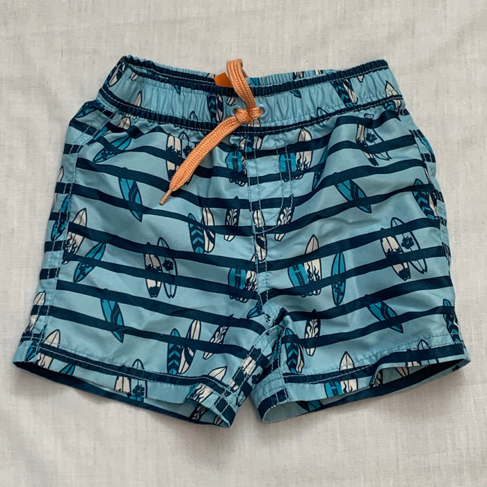 Joe fresh swim shorts Size 6-12M