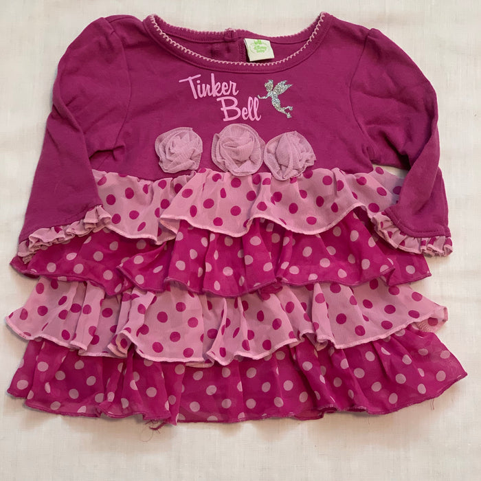 Disney tinker bell dress Size 3-6M