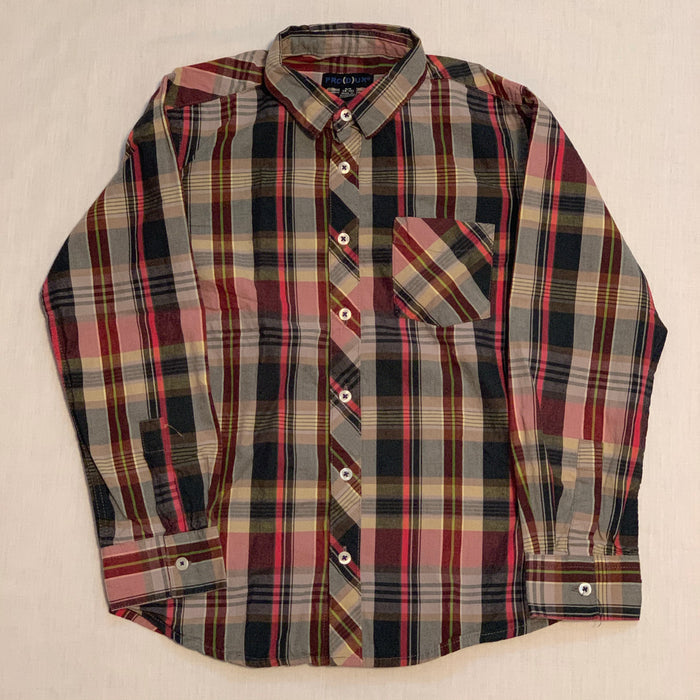 Produx dress shirt long sleeve Size 8-10