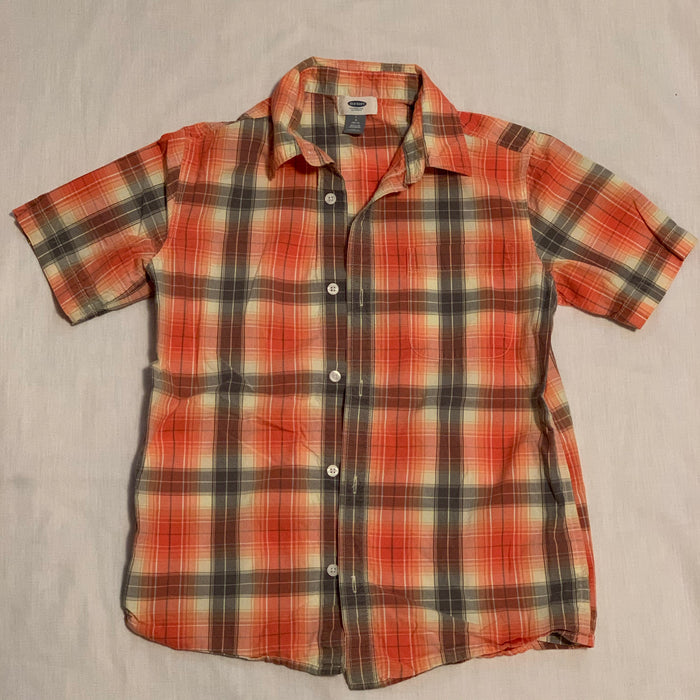 Old navy plaid Size 10