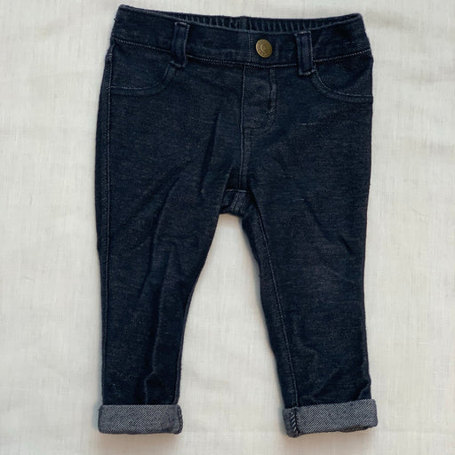 Baby gap jeggings with elastic waist