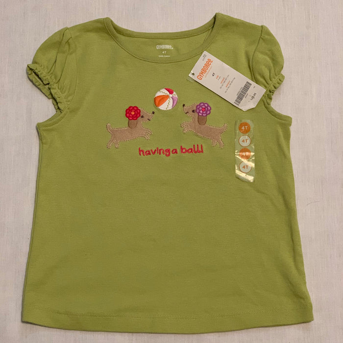 Gymboree brand new cap sleeve Size 4T