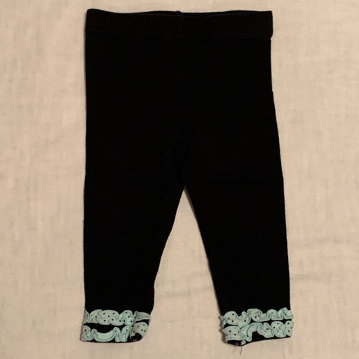 Carters leggings with ruffles