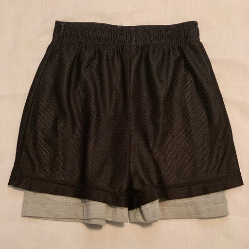 Athletech double layer shorts size 4T