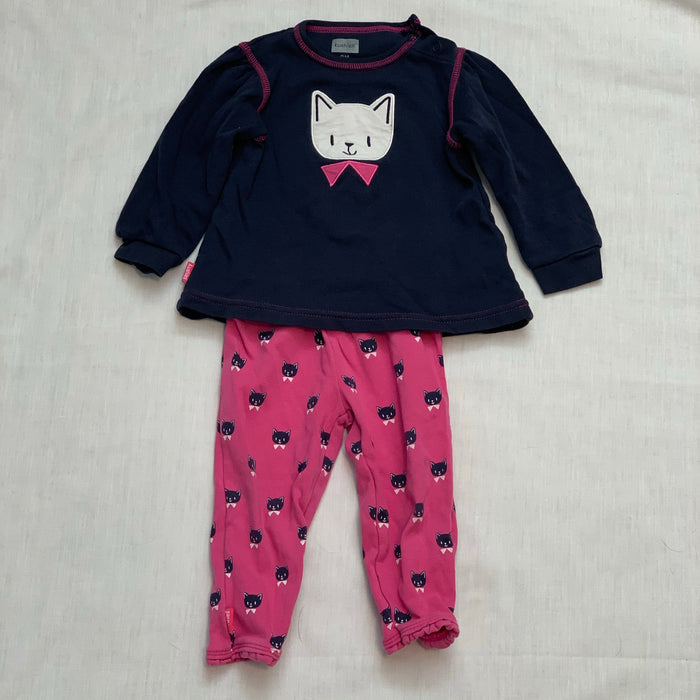 Kushies pants and shirt good Size 9M