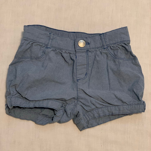 Gymboree light blue soft cotton shorts