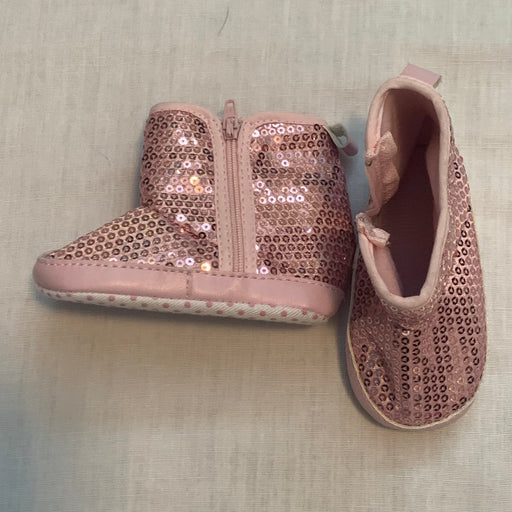Sparkle booties new