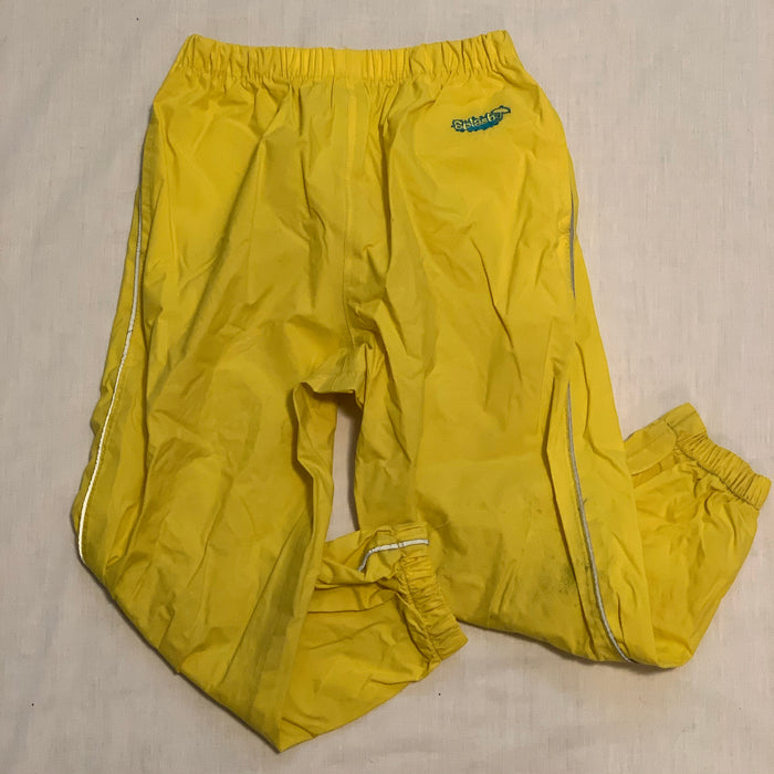 Splash pants yellow