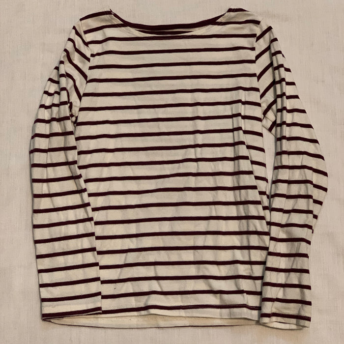 H&M striped long sleeve size 6/7