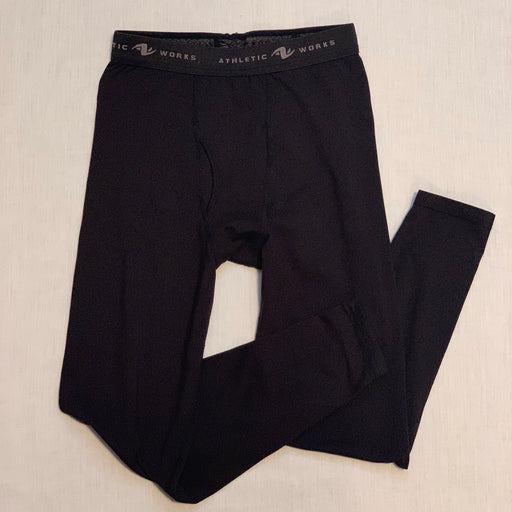 Athletic works active material black