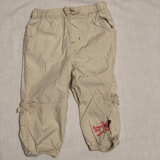 Bum kids khaki light pants