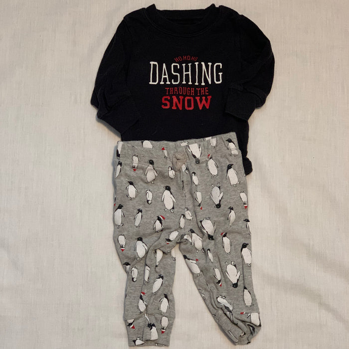 Carters onesie and pants Size 3M