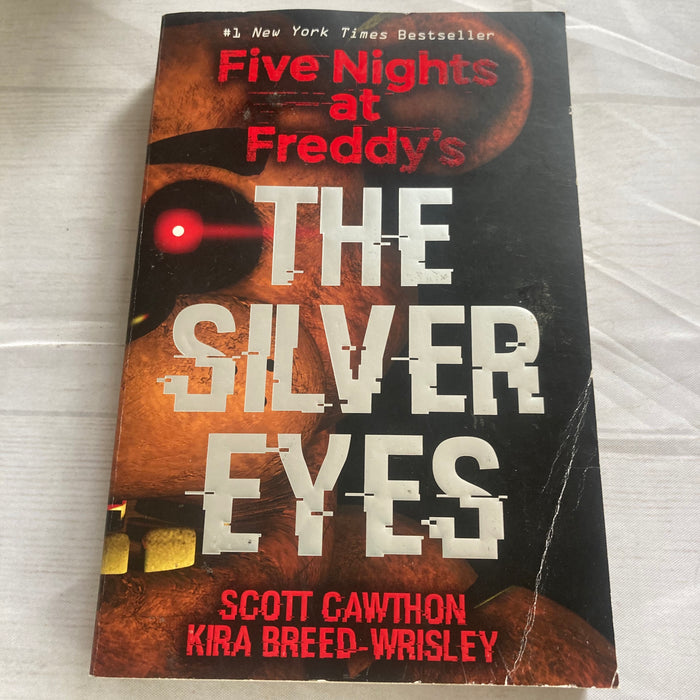 Five nights at freddy's Silver eyes
