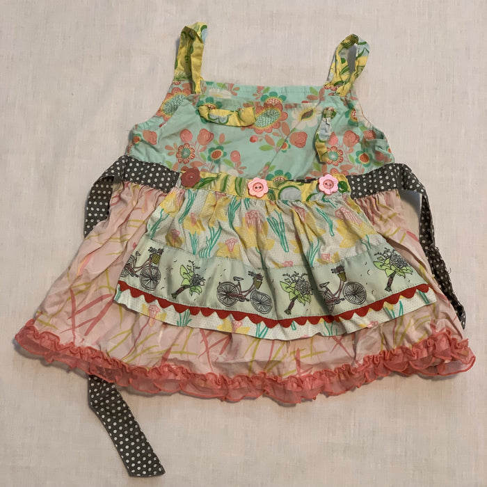 Matilda Jane dress tie 18M