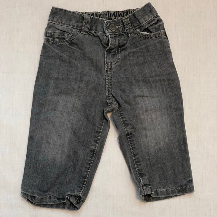 Joe fresh faded black jeans Size 6-12M