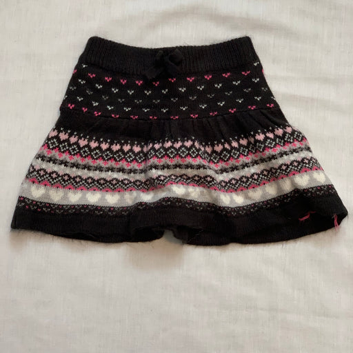 Joe fresh knit yarn material skirt