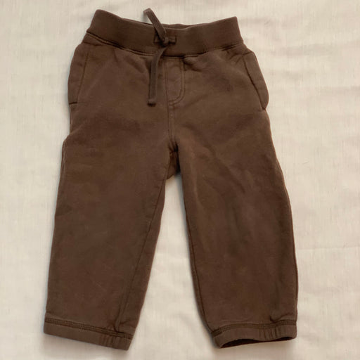 Gymboree brown sweats