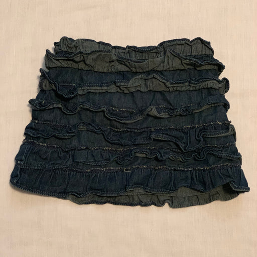 Baby gap jean colour skirt