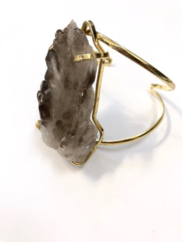 Smoky Quartz Braclet