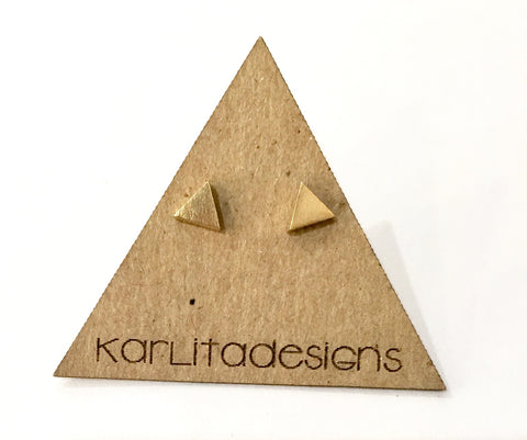 """Gold Triangles"