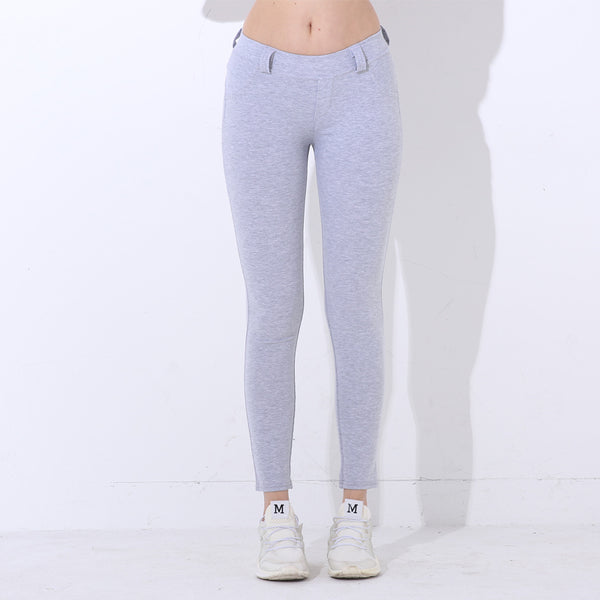 Low Waist Fitness Pants