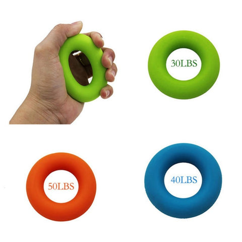 Strength Hand Grip Ring