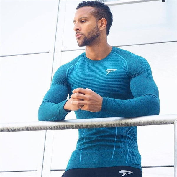 Compression Quick Dry Long sleeve