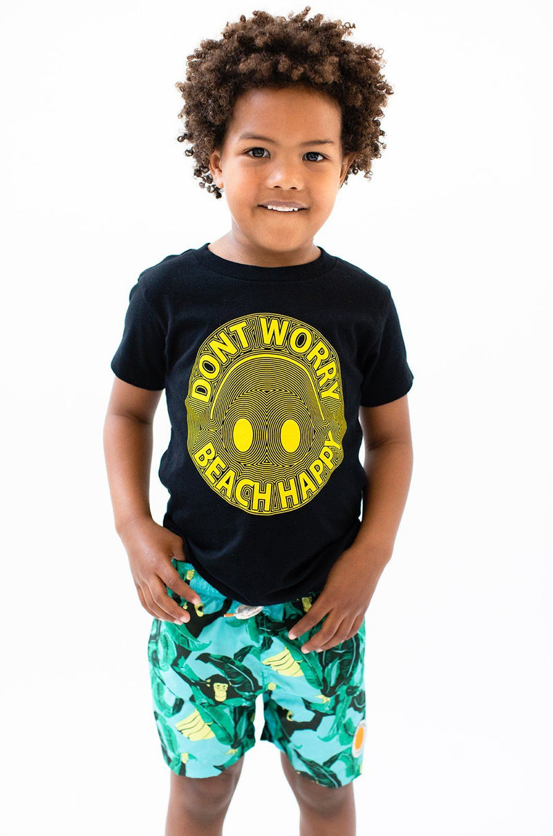 Beach Happy Kids Tees ambsn