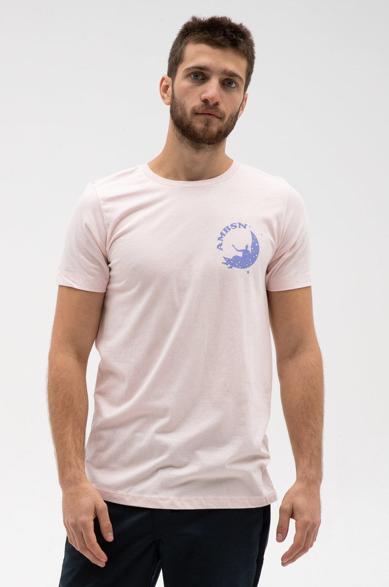 Good Times T-Shirts ambsn ROSE QUARTZ XS